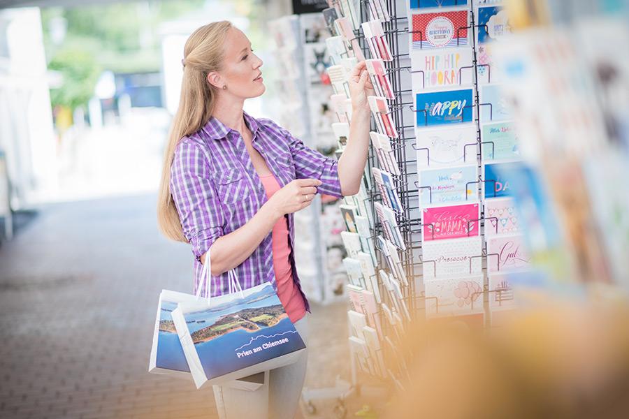 Einkaufen in Prien am Chiemsee