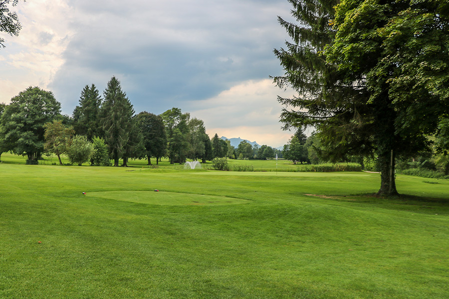 Golfen in Prien am Chiemsee