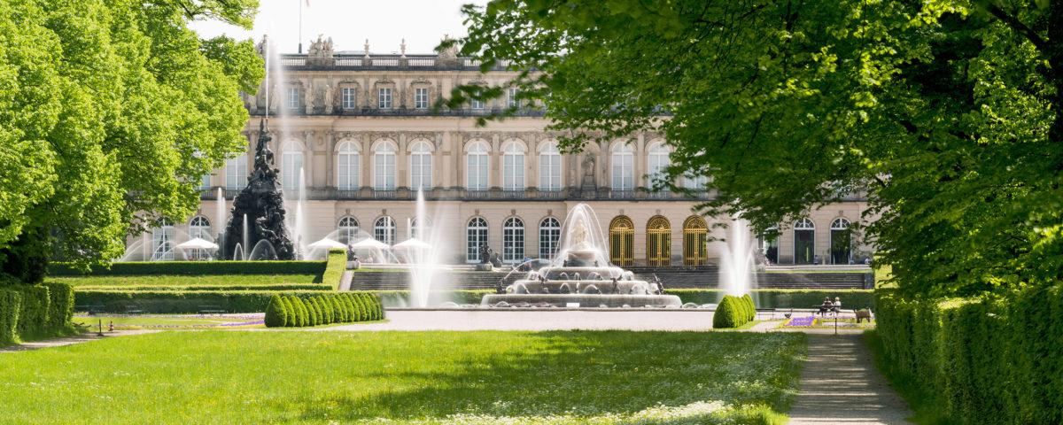 Schloss Herrenchiemsee, König Ludwig II.