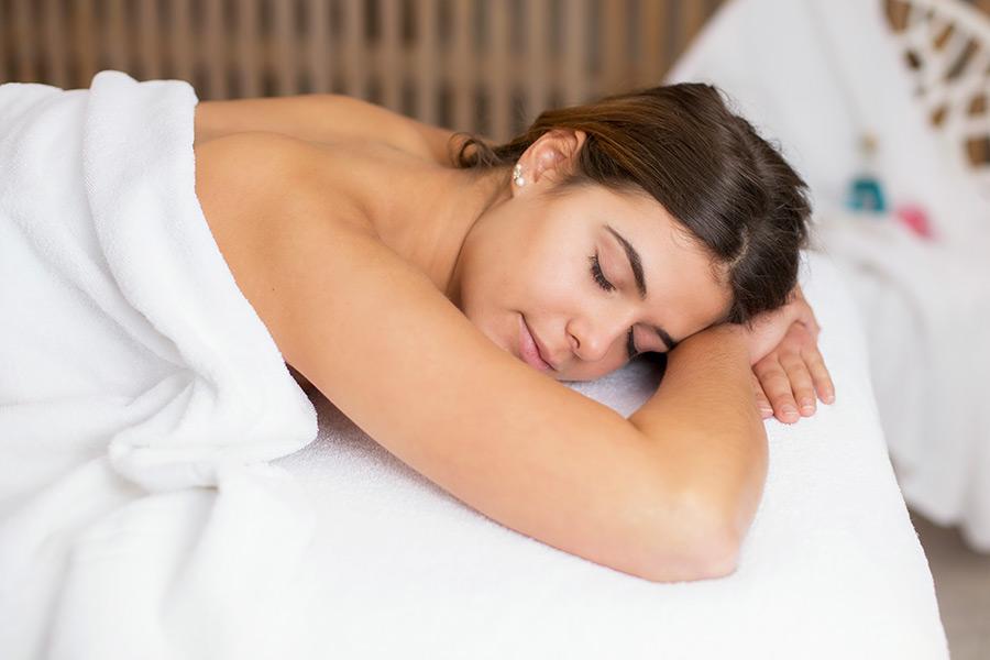 Massage im Prienavera Erlebnisbad