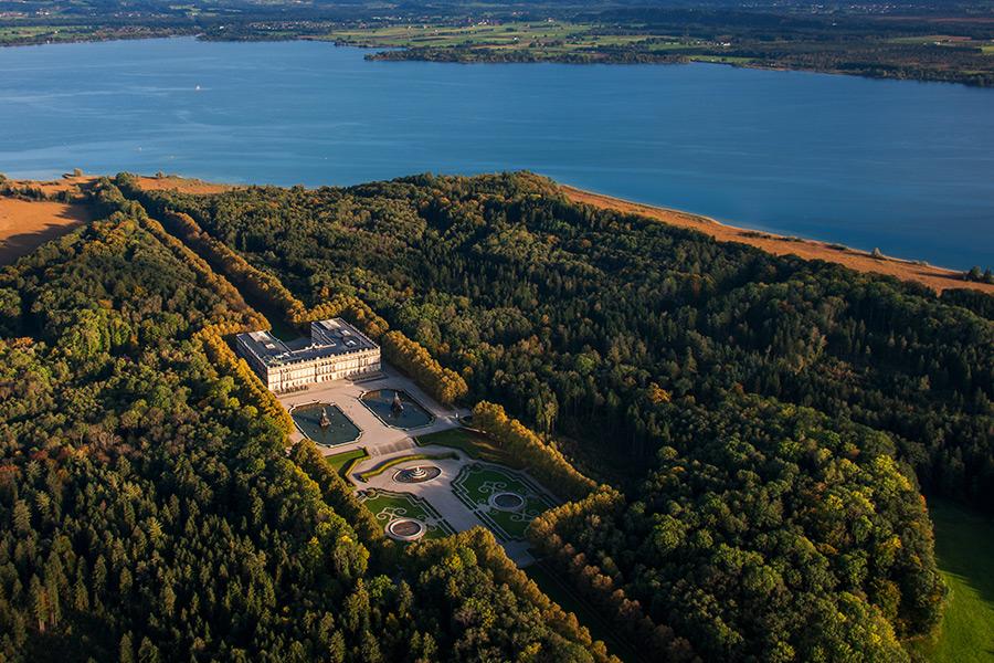 Königsschloss Herrenchiemsee