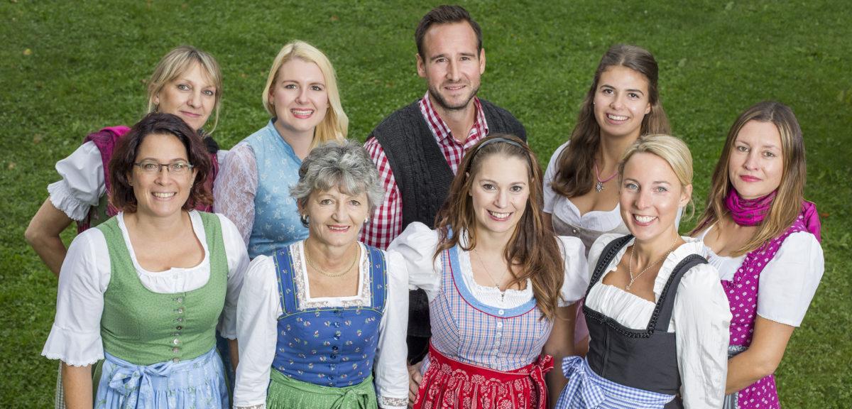 Das Team des Tourismusbüros Prien