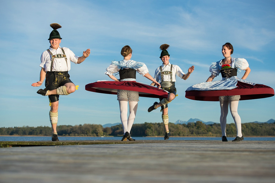 Tradition und Kultur in Prien am Chiemsee