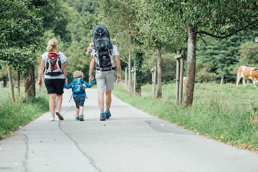 Wandern in Prien am Chiemsee