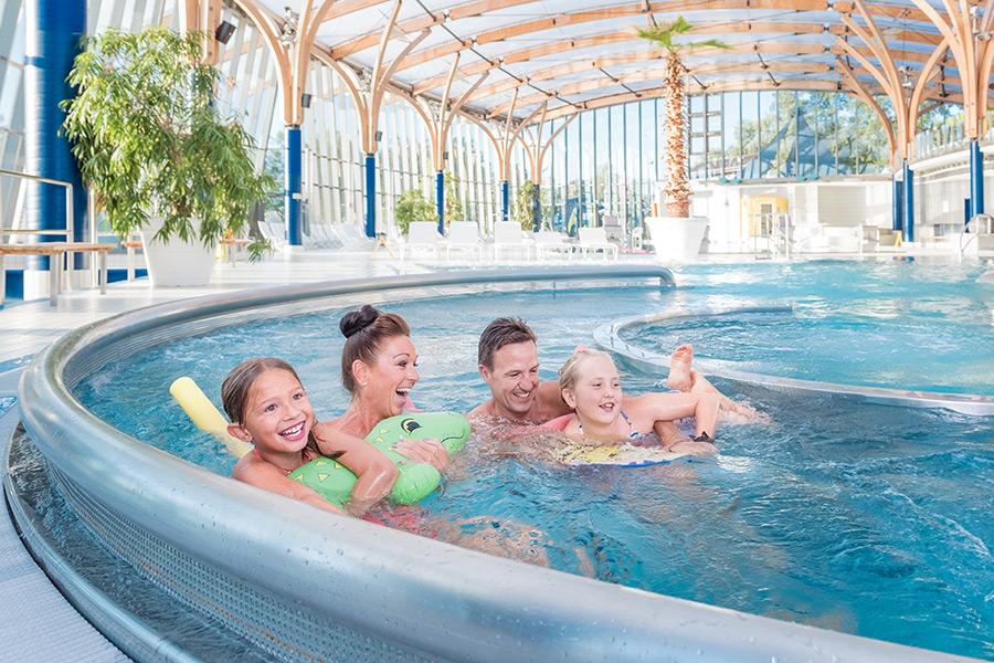Das Bad für Familien, Prienavera Erlebnisbad