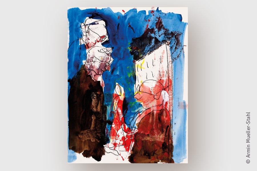 Armin Mueller-Stahl | Ausstellung Prien am Chiemsee