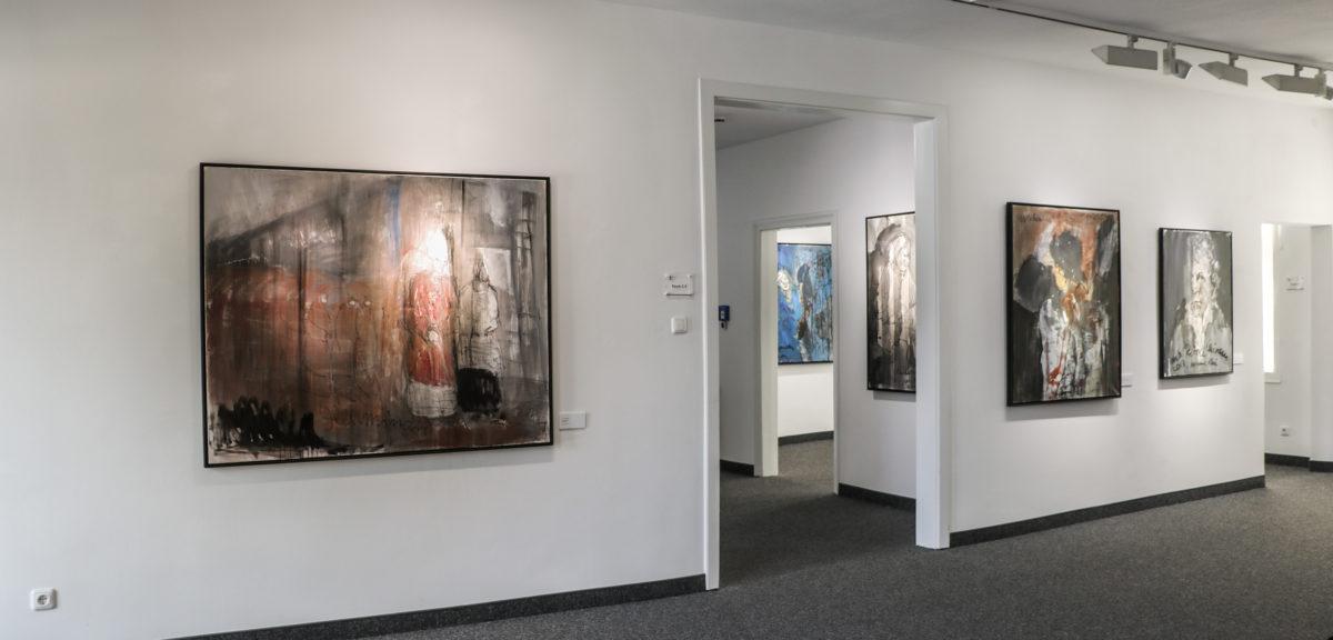 Armin Mueller-Stahl Ausstellung Prien