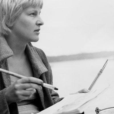 Hanne Brenken 1957