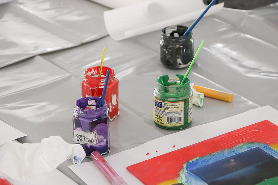 Galerie im Alten Rathaus: Kinder machen Kunst