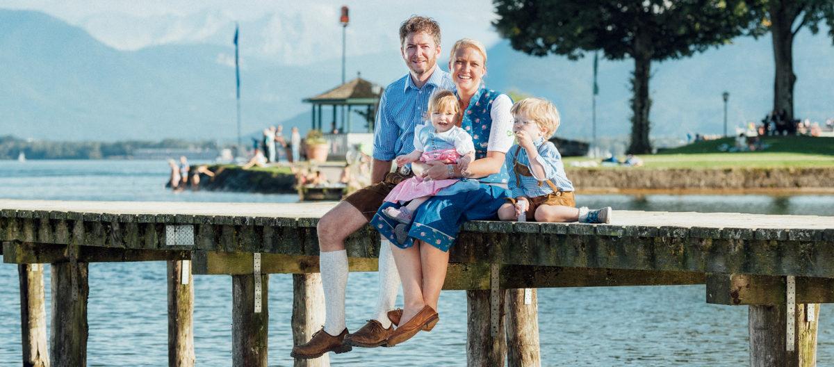 Familienurlaub am Chiemsee