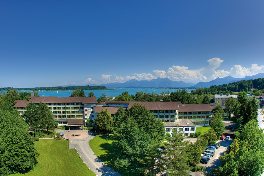 Klinik St. Irmingard am Chiemsee
