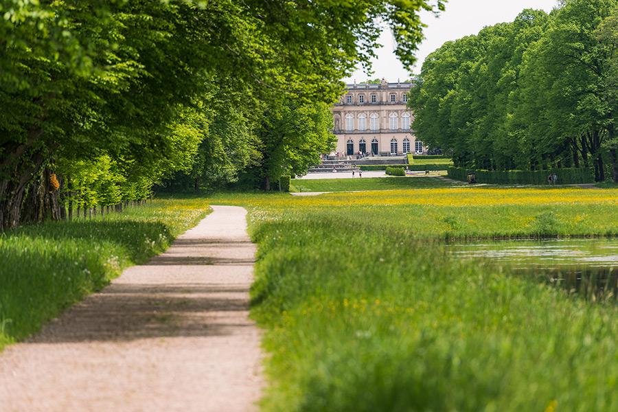 Maerchenschloss Herrenchiemsee