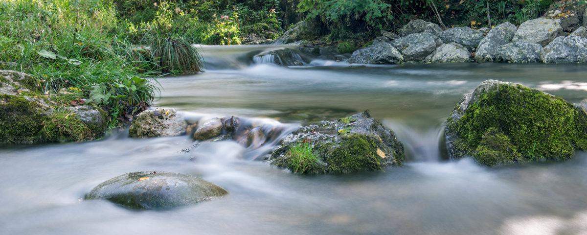 Der Fluss Prien, Prientaler Flusslandschaft