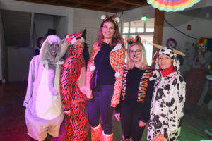 Fasching in Prien 2018