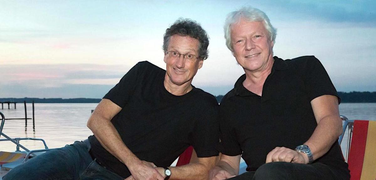Thomas Bogenberger und Ulli Bauer