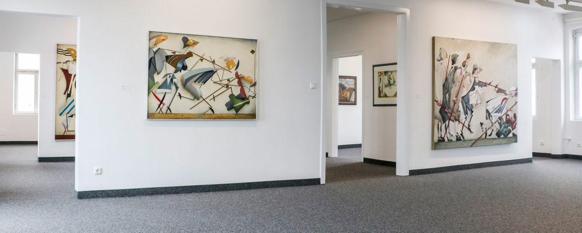 Galerie Prien, Kunst und Kultur