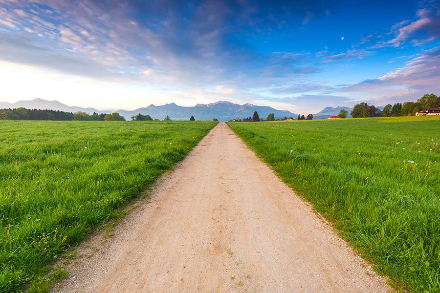 Wandern am Chiemsee und in den Chiemgauer Alpen