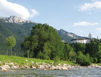 Radweg von Prien nach Aschau