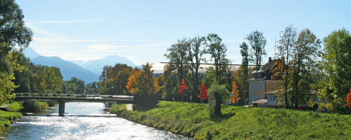Radeln nach Rosenheim: Salinenradweg