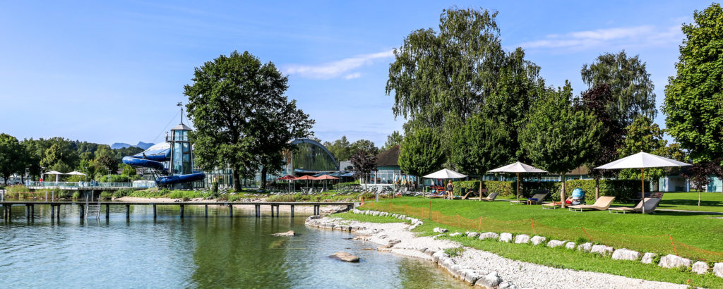 Felden Chiemsee Hotels Am See