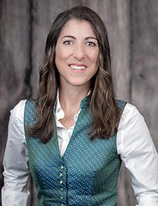 Carolin Hafeneder: Leitung Marketing
