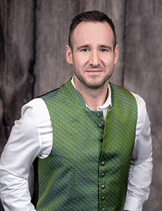 Florian Tatzel: Leitung Tourismusbüro