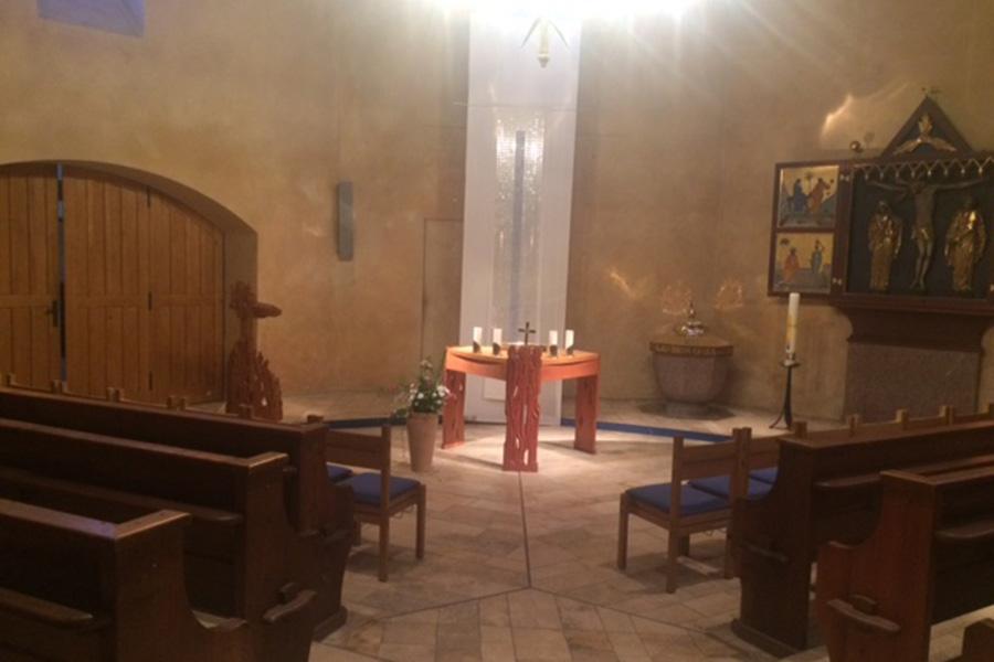 Evangelische Kirche Prien am Chiemsee