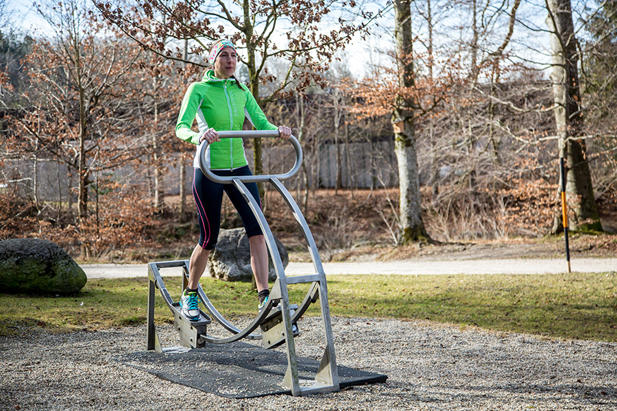 Fit werden in Prien am Chiemsee