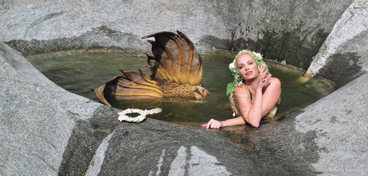 Meerjungfrauentag im PRIENAVERA Erlebnisbad