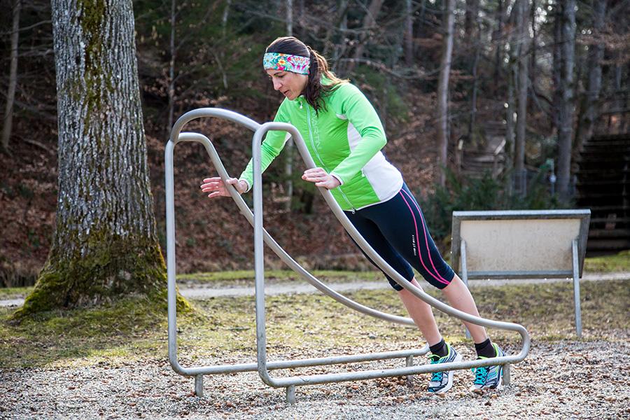 Fitness im Eichental in Prien