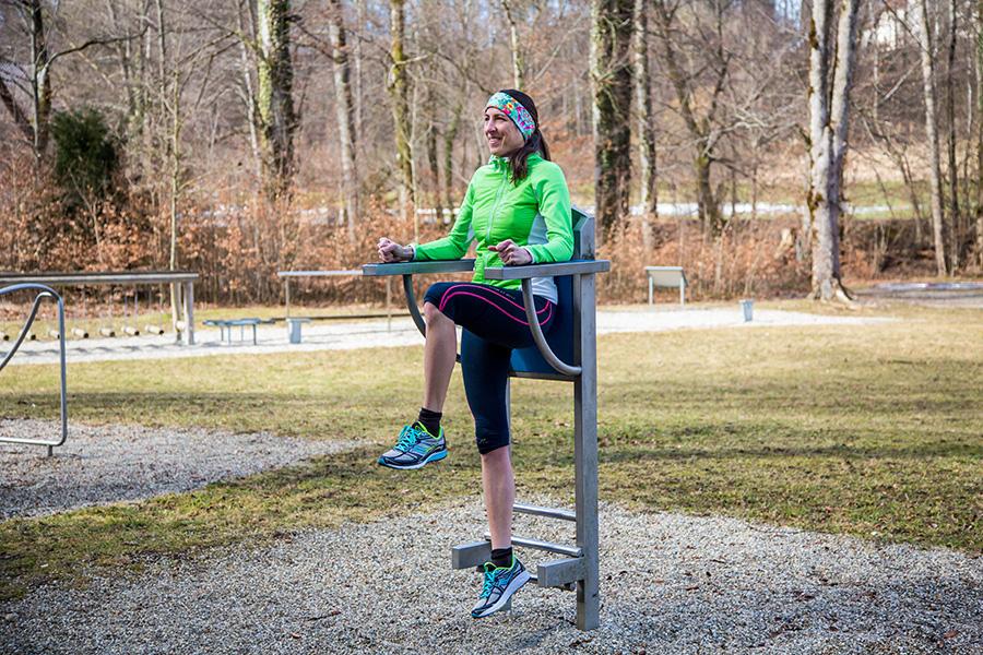 Gesund und aktiv unterwegs an der Prien