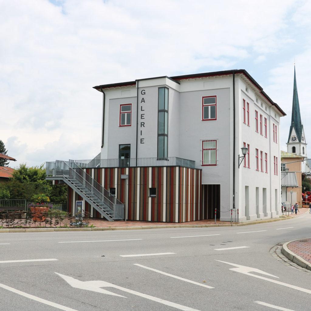 Galerie im Alten Rathaus in Prien