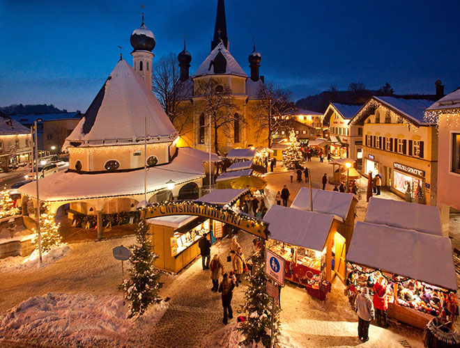 Christkindlmarkt Prien am Chiemsee