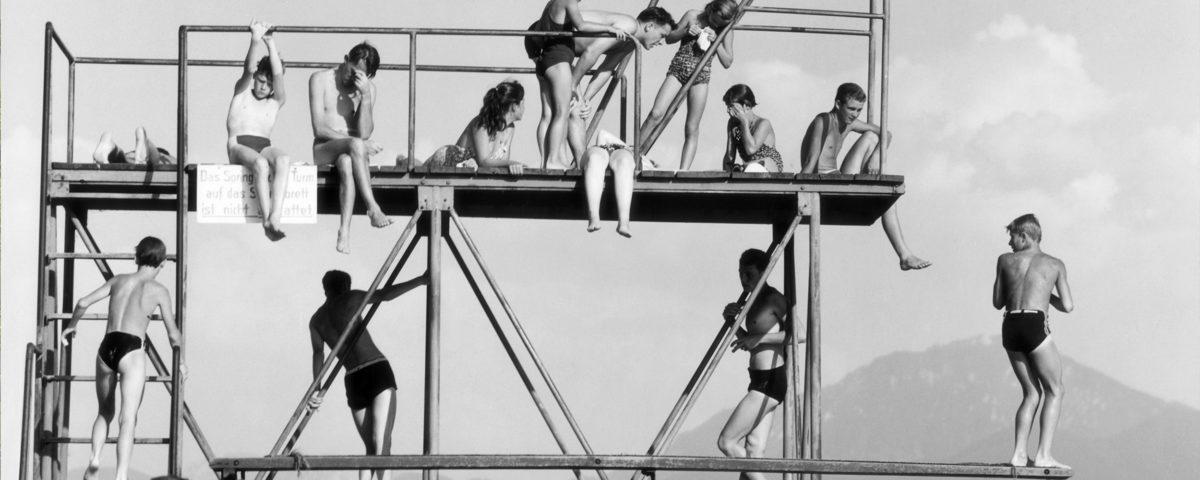 Strandbad-Sprungturm-Prien-am-Chiemsee