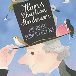Cover_Hans Christian Andersen. Die Reise seines Lebens