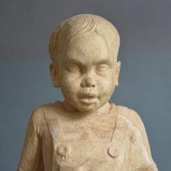 Skulptur Karma